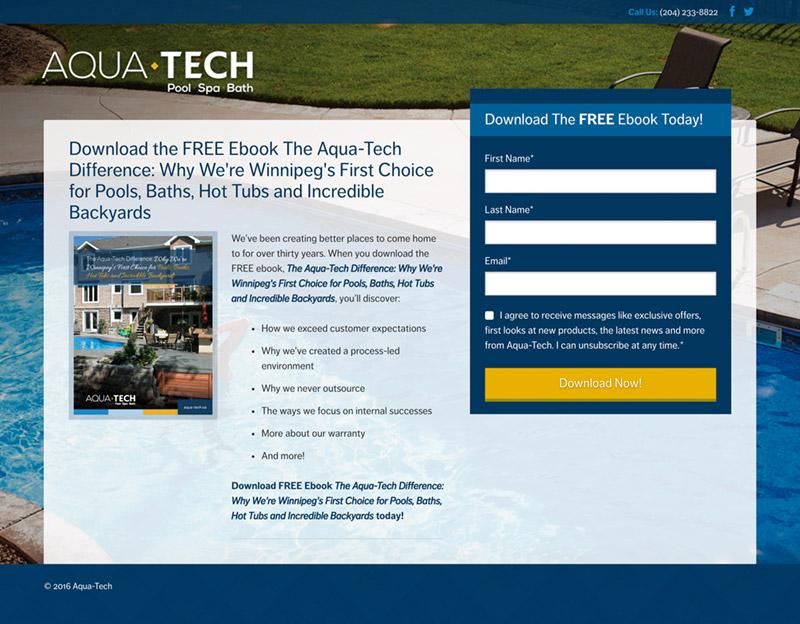 aqua-tech-landing-page