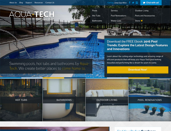 Image of Aqua-Tech