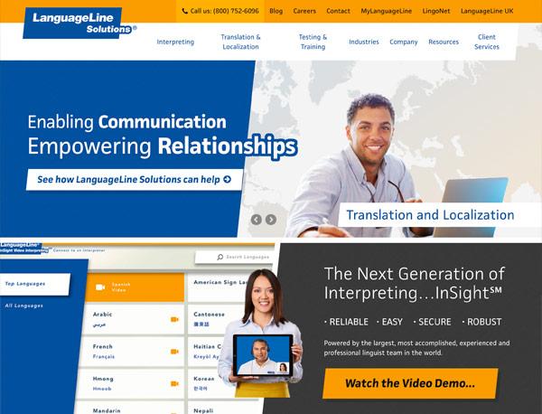 Image of LanguageLine
