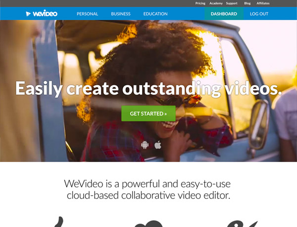 Image of WeVideo