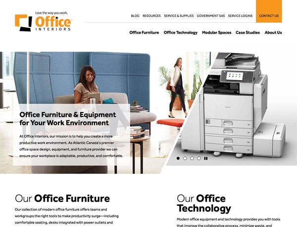 Image of Office Interiors