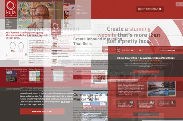 Website Redesign header image