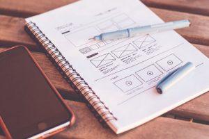 Website Redesign layout
