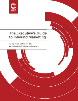 The Executive's Guide to Inbound Marketing