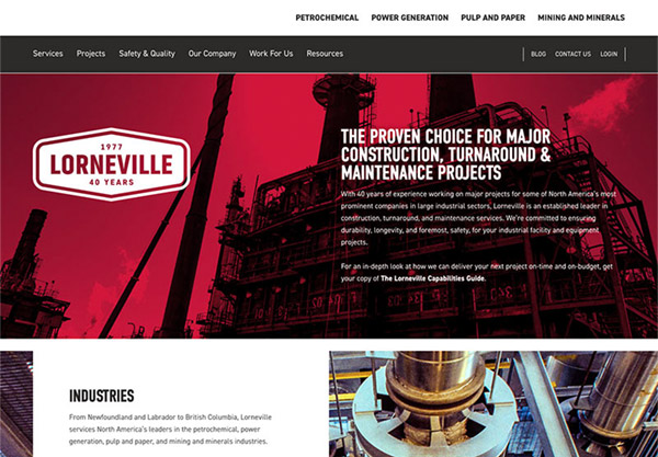 Lorneville Homepage