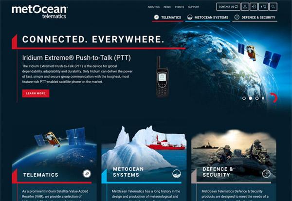 MetOcean Homepage