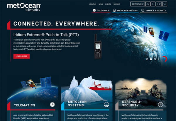 Image of MetOcean Telematics
