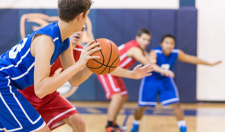 In marketing as in basketball,. stick to the fundamentals.