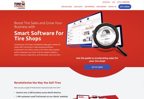 Image of TireConnect by Bridgestone