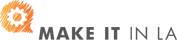 Make it in LA logo