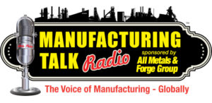 Manufacturing Talk Radio logo