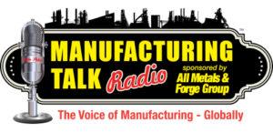 Manufacturing Talk Radio logo