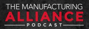 Manufacturing Alliance Podcast Logo