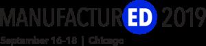 manufacturED 2019 logo