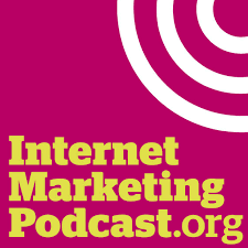 Logo for The Internet Marketing Podcast