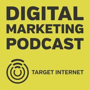Target Internet Digital Marketing Podcast Logo
