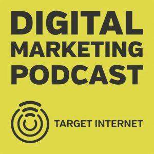Target Internet Digital Marketing Podcast Logo