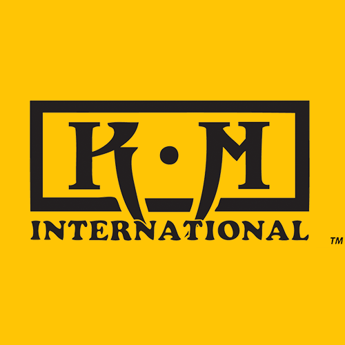 Logo for KM International