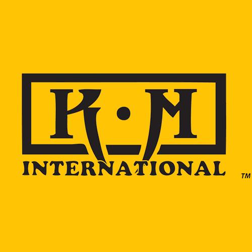 Logo for KM International