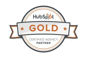 HubSpot Gold Partner Badge