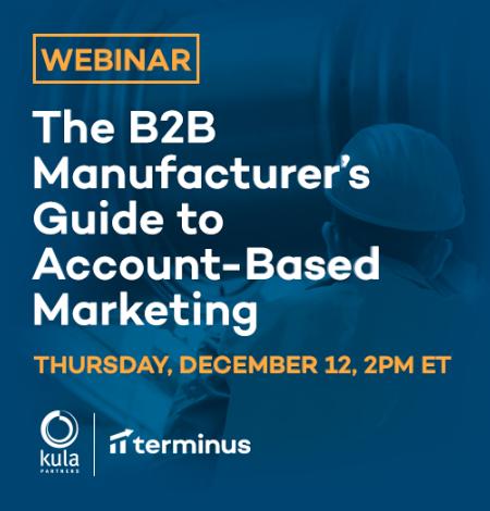 ABM for Manufacturers Webinar Thumbnail