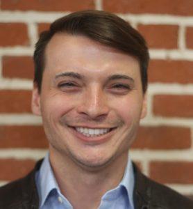 headshot of Luke Schoenbeck